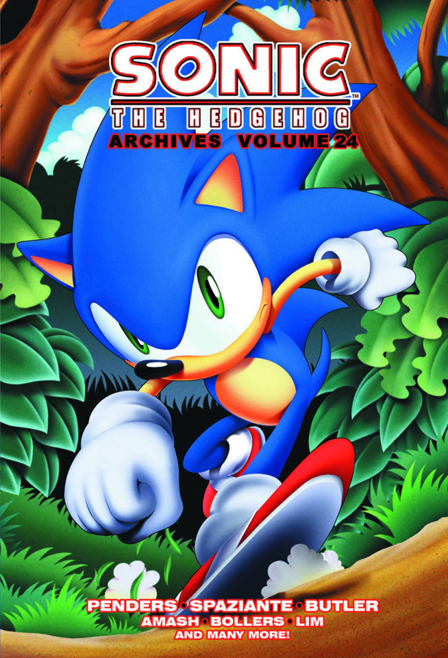 Sonic the Hedgehog Archives Vol. 24