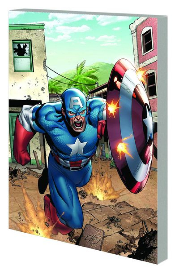 Marvel Adventures: The Avengers - Captain America