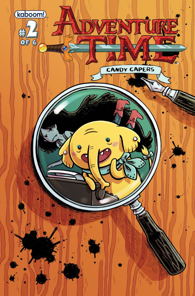 Adventure Time: Candy Capers #2