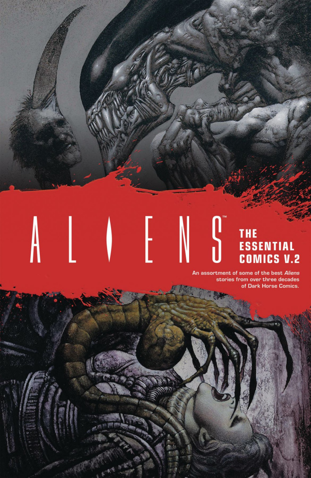 Aliens: The Essential Comics Vol. 2