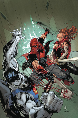Red Hood: Outlaw Vol. 3: Generation Outlaw