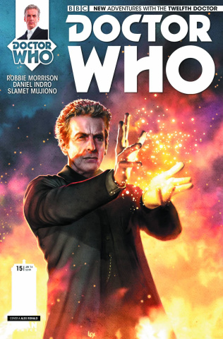 Doctor Who: New Adventures with the Twelfth Doctor #15 (Ronald Cover)