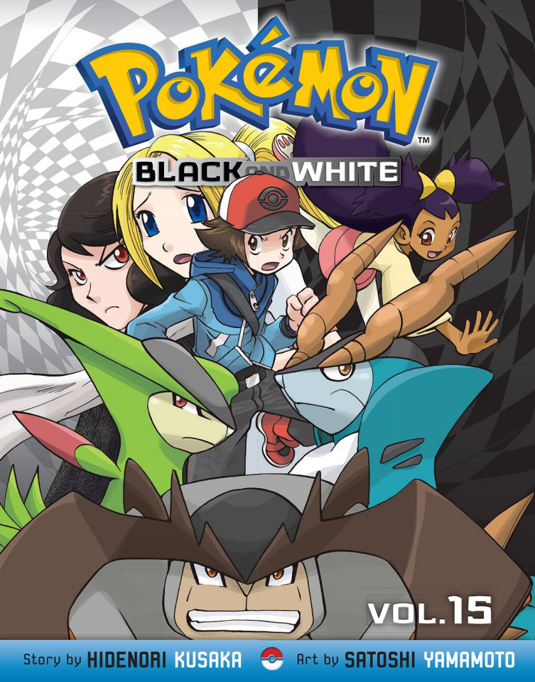 Pokemon: Black & White Vol. 15