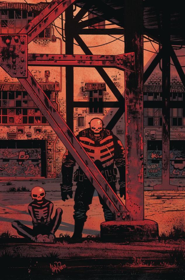 Skulldigger: From the World of Black Hammer #2 (Harren Cover)