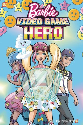 Barbie: Video Game Hero #1