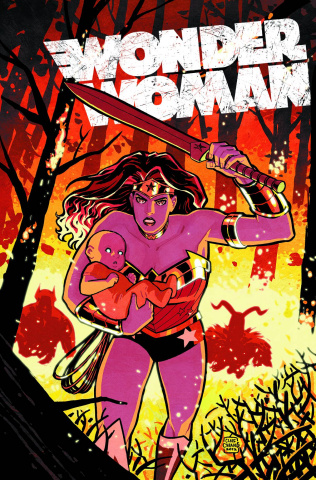 Wonder Woman Vol. 3: Iron