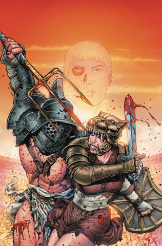 Britannia: We Who Are About to Die #2 (Ryp Cover)