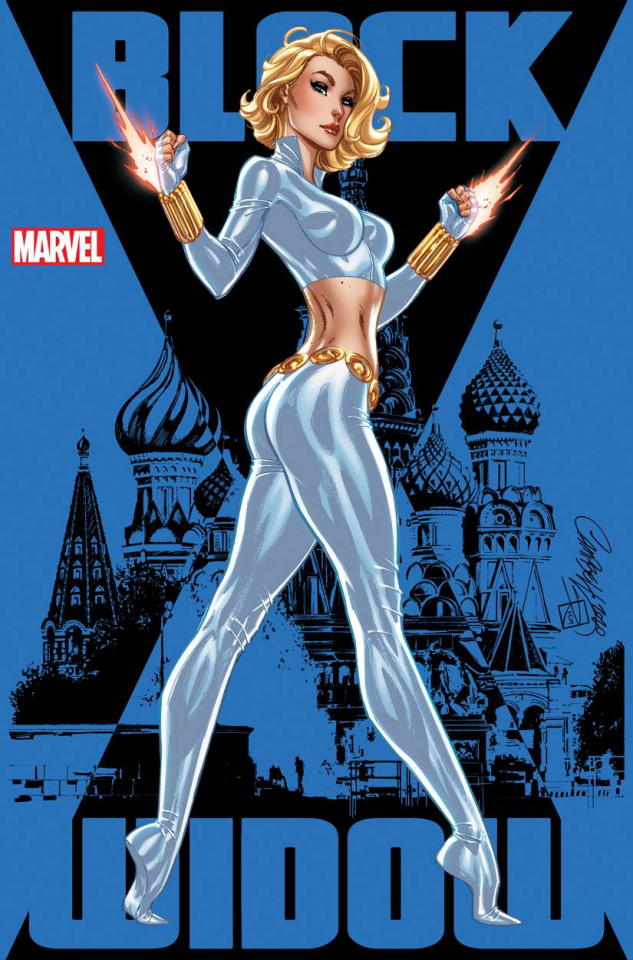 Black Widow #2 (J.S. Campbell Cover)