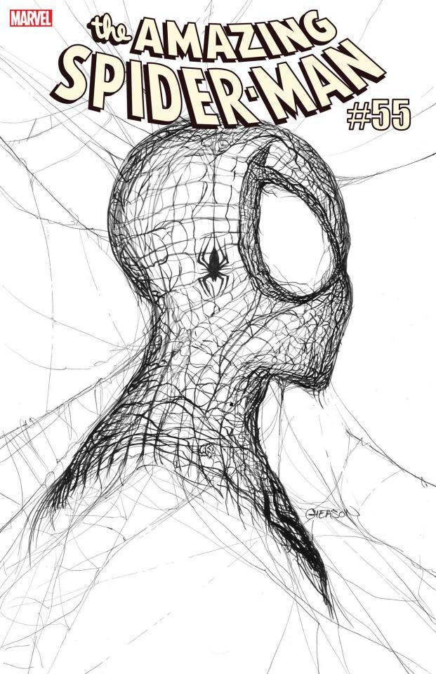 The Amazing Spider-Man #55 (Gleason Ratio 2nd Printing)