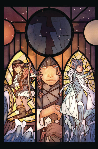 The Dark Crystal: Age of Resistance #9 (Matthews Con Cover)
