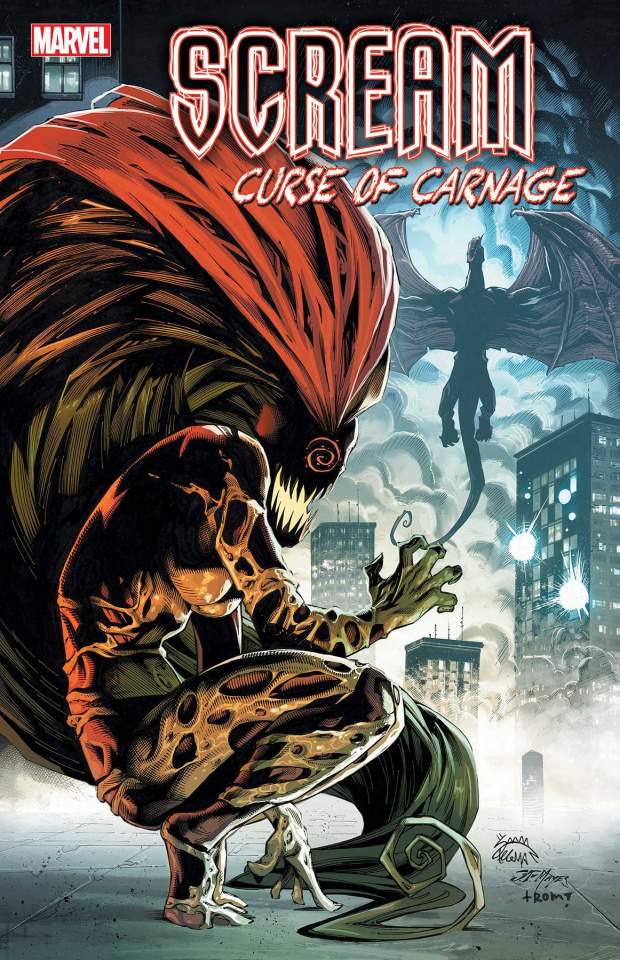 Scream: Curse of Carnage #4