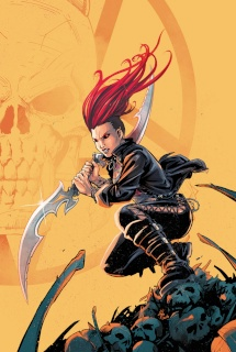 Grimm Fairy Tales: Hellchild #3 (Preitano Cover)