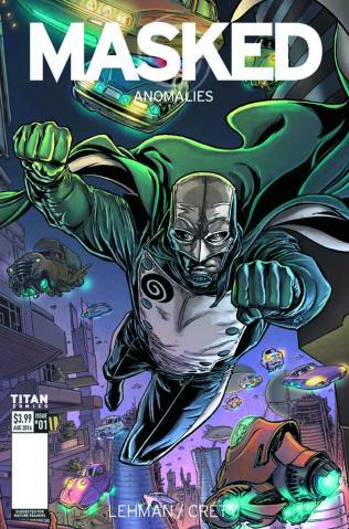 Masked #1 (Kurth Cover)