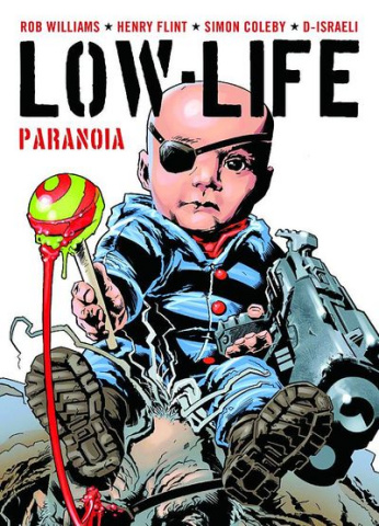 Low-Life: Paranoia