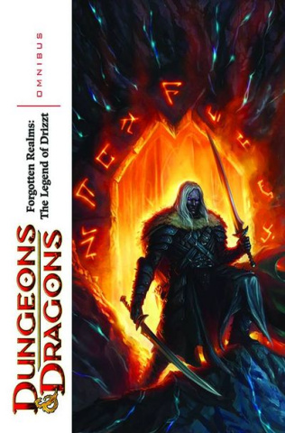 Dungeons & Dragons Vol. 1: The Legend of Drizzt