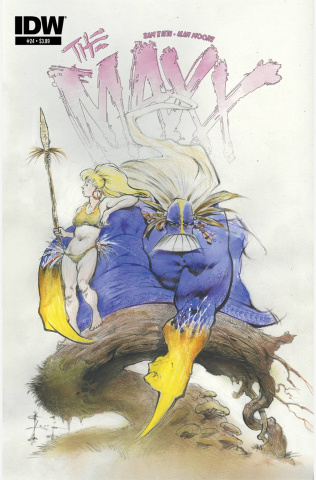 The Maxx: Maxximized #24