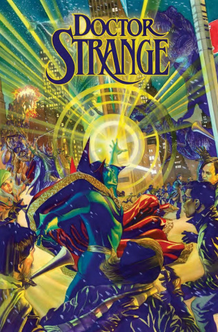 Doctor Strange #20 (Alex Ross Marvels 25th Anniversary Cover)