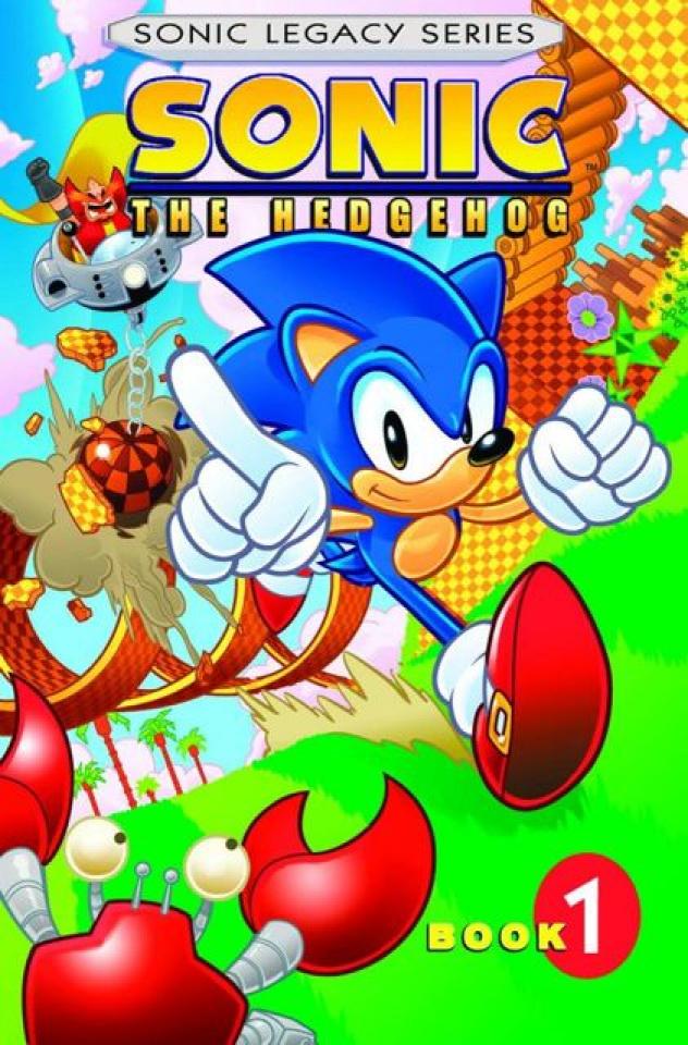 Sonic the Hedgehog: Legacy Vol. 1