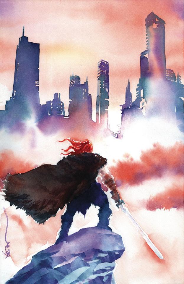 Berserker: Unbound #3 (Nguyen Cover)