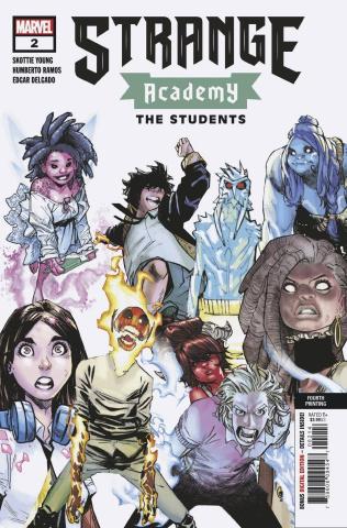 Strange Academy #2 (4th Printing)