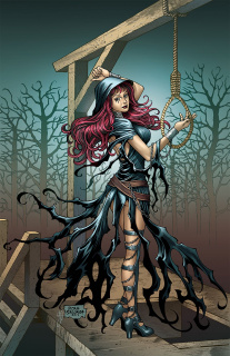 Grimm Tales of Terror #10 (Salonga Cover)