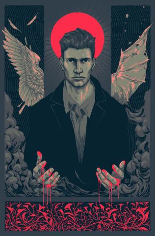 Angel #3 (2nd Printing)