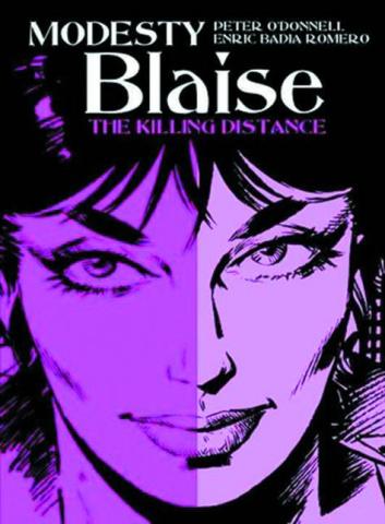 Modesty Blaise Vol. 26: The Killing Distance
