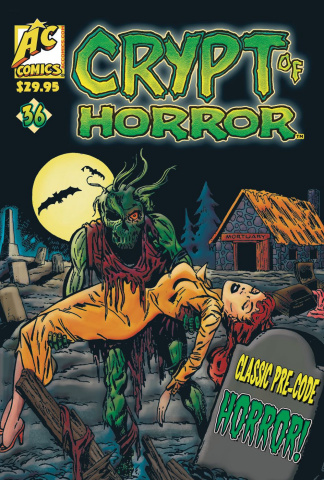 Crypt of Horror #36