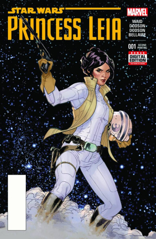 Princess Leia #1 (Dodson 2nd Printing)