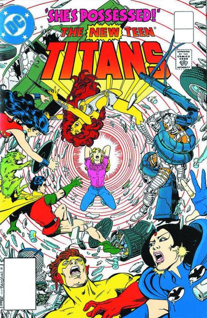 The New Teen Titans Vol 3  Fresh Comics