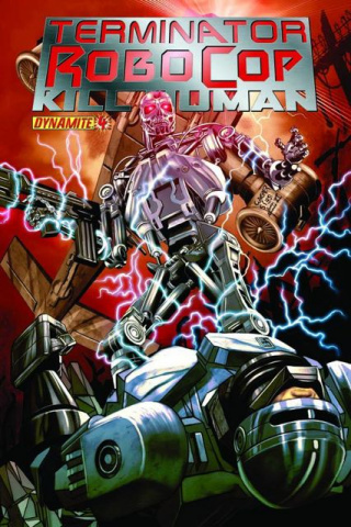 Terminator/RoboCop: Kill Human #4