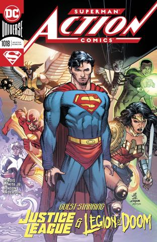 Action Comics #1018