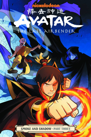 Avatar: The Last Airbender Vol. 12: Smoke and Shadow, Part 3