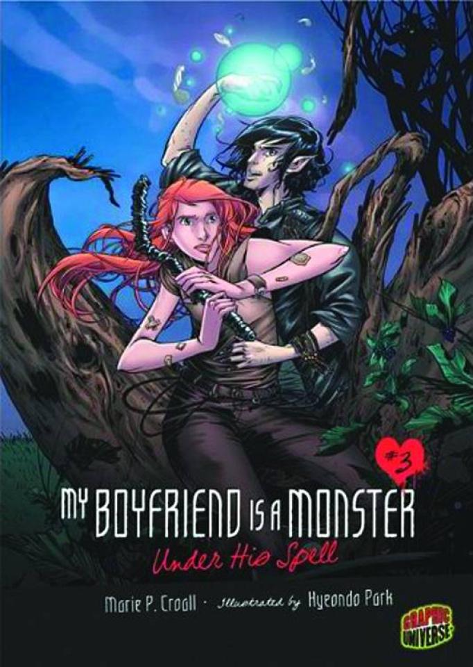 My Boyfriend is a Monster Vol. 4: Under His Spell