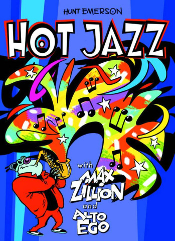 Hot Jazz Max with Zillon and Alto Ego