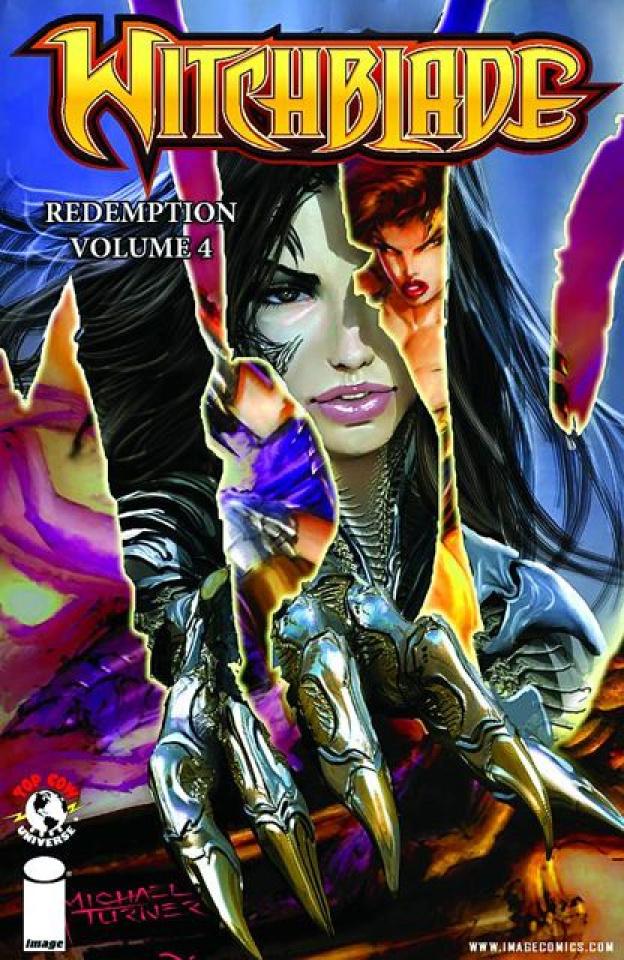 Witchblade: Redemption Vol. 4