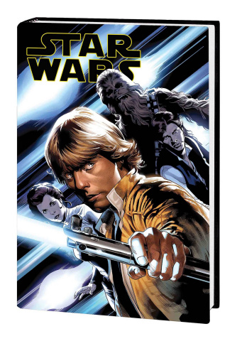 Marvel: The Art of Star Wars