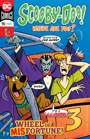 Scooby-Doo! Where Are You? #96