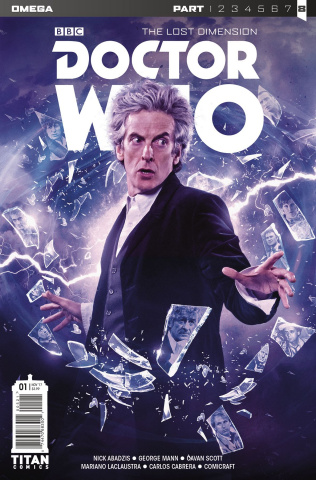 Doctor Who: The Lost Dimension Omega #1 (Photo Cover)