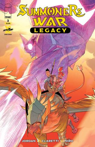 Summoners War: Legacy #2
