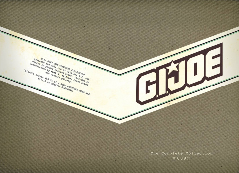 G.I. Joe: The Complete Collection Vol. 9