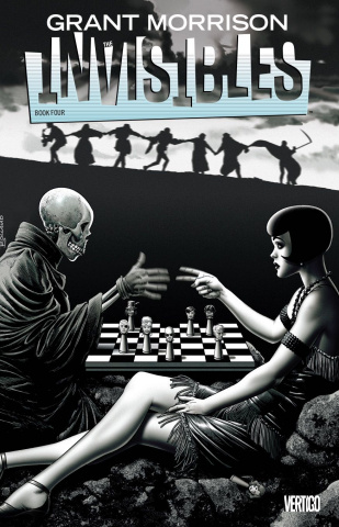 Invisibles Book 4