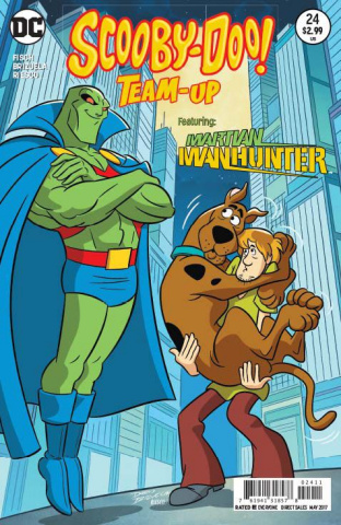 Scooby Doo Team-Up #24