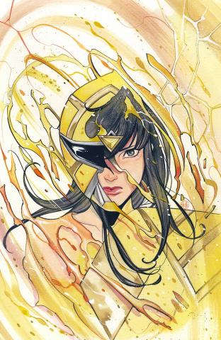 Power Rangers #3 (25 Copy Momoko Cover)