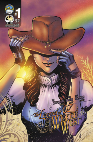 The Legend of Oz: The Wicked West #1 (Cover A)