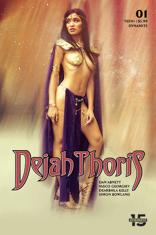 Dejah Thoris #1 (Cosplay Cover)