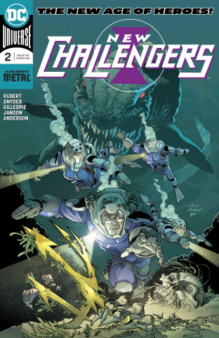 New Challengers #2