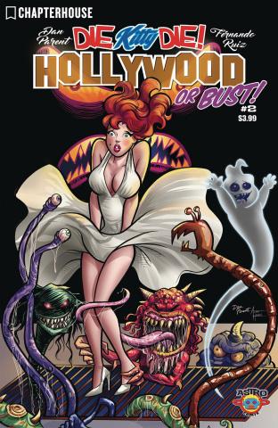 Die Kitty Die! Hollywood or Bust #2 (Parent Cover)