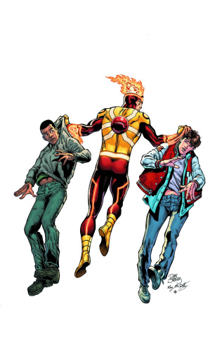 The Fury of Firestorm: The Nuclear Men #20