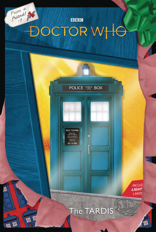 Doctor Who: The Thirteenth Doctor Holiday Special #2 (Action Figure Cover)
